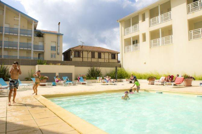 Residence les jardins de l 39 oyat mimizan atlantique sud - Residence les jardins de l aqueduc montpellier ...