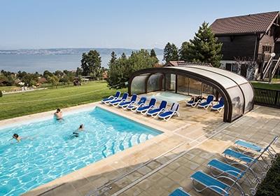Vacances evian les bains france pas cher lidl voyages for Piscine d evian