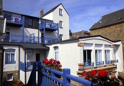 France - Bretagne - Trégastel - Résidence Les Bains