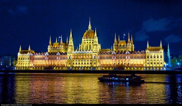 Autriche - Hongrie - République Tchèque - Circuit Cap sur Prague, Vienne et Budapest