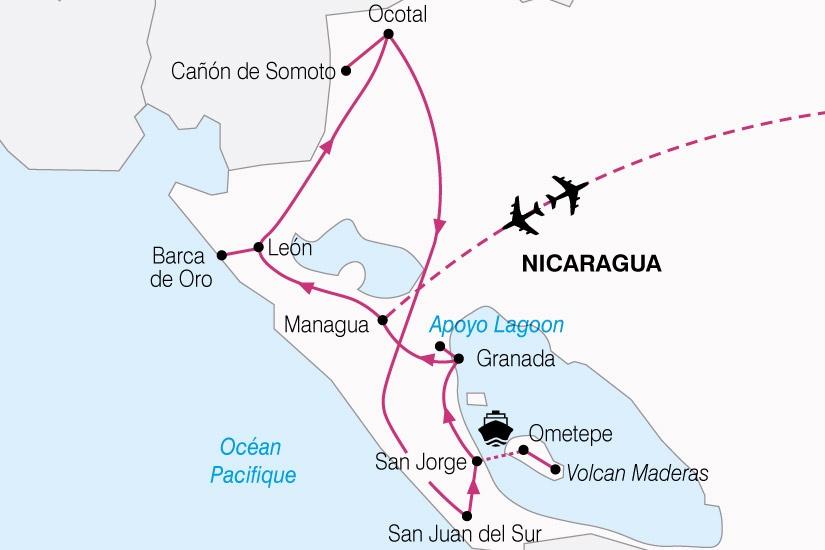 Nicaragua - Circuit Le Nicaragua, au Coeur de l'Amérique Centrale