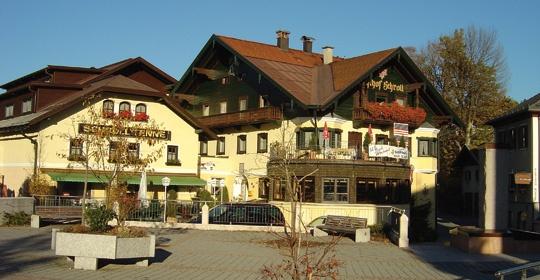 Autriche - Alpes Autrichiennes - Tyrol - Hôtel Schroll 3*
