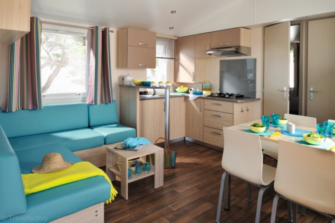 camping le braou 3 audenge atlantique sud france avec voyages leclerc locatour ref 52497. Black Bedroom Furniture Sets. Home Design Ideas