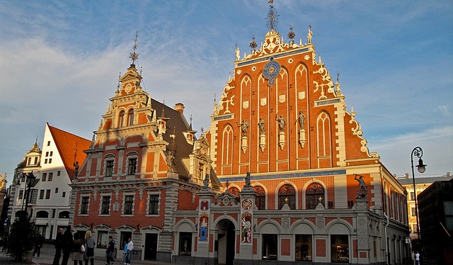 Estonie - Lettonie - Lituanie - Circuit  Merveilles des Pays Baltes