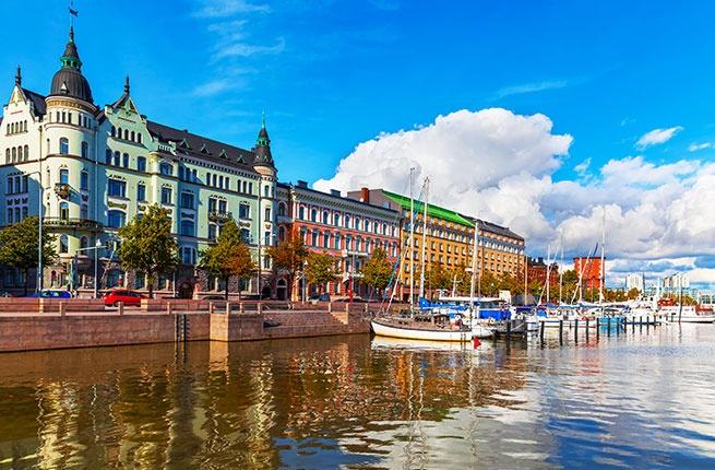 Finlande - Norvège - Suède - Circuit Cap sur la Scandinavie