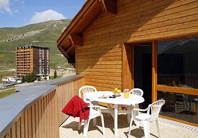 France - Alpes - Orcières - Résidence Les Terrasses de la Bergerie
