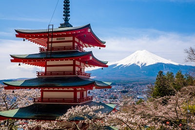 Japon - Circuit Cap sur le Japon
