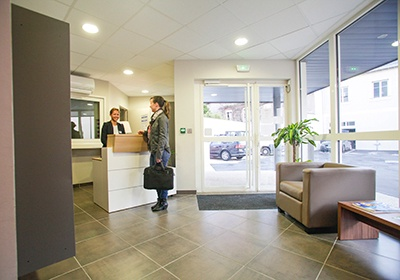 Appart 39 hotel odalys campus orleans st jean orleans for Appart hotel a poitiers