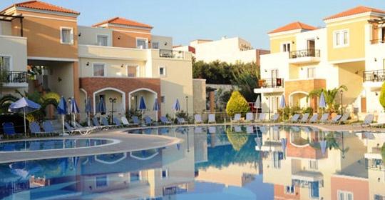 Crète - Grèce - Top Clubs Chrispy La Canée 4*