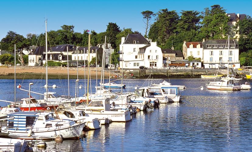 France - Bretagne - Guidel - Club Belambra Les Portes de l'Océan 3*
