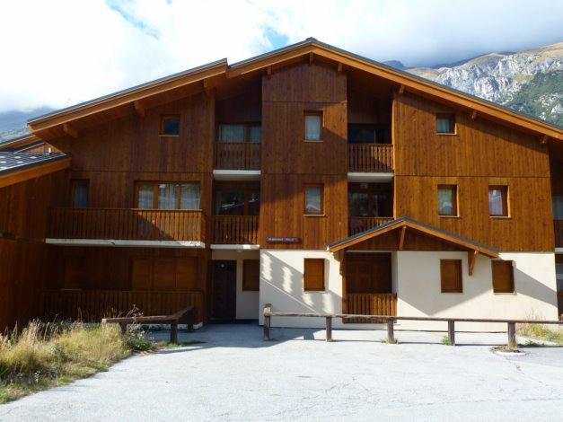 France - Alpes - Val Cenis - Résidences Val Cenis-Lanslevillard Front de neige