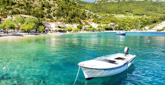 Circuit saveur nature croate - hôtel top clubs quercus 4*