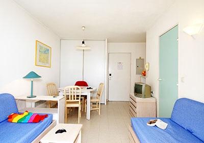 France - Côte d'Azur - Juan les Pins - Résidence Open Pins Bleus