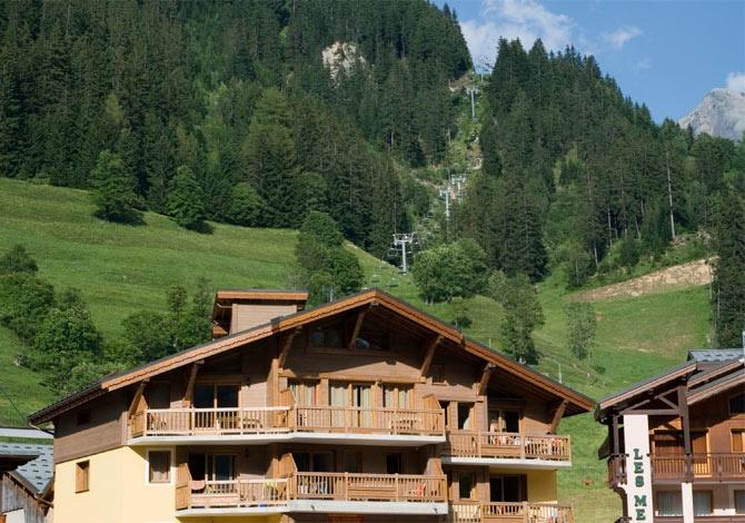 France - Alpes - Pralognan la Vanoise - Résidence Les Jardins de la Vanoise