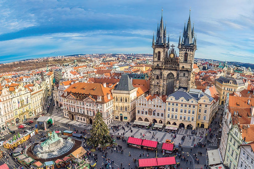 République Tchèque - Prague - Circuit Nouvel An à Prague