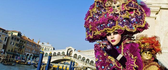 Italie - Venise - Escapades au Carnaval de Venise 2018