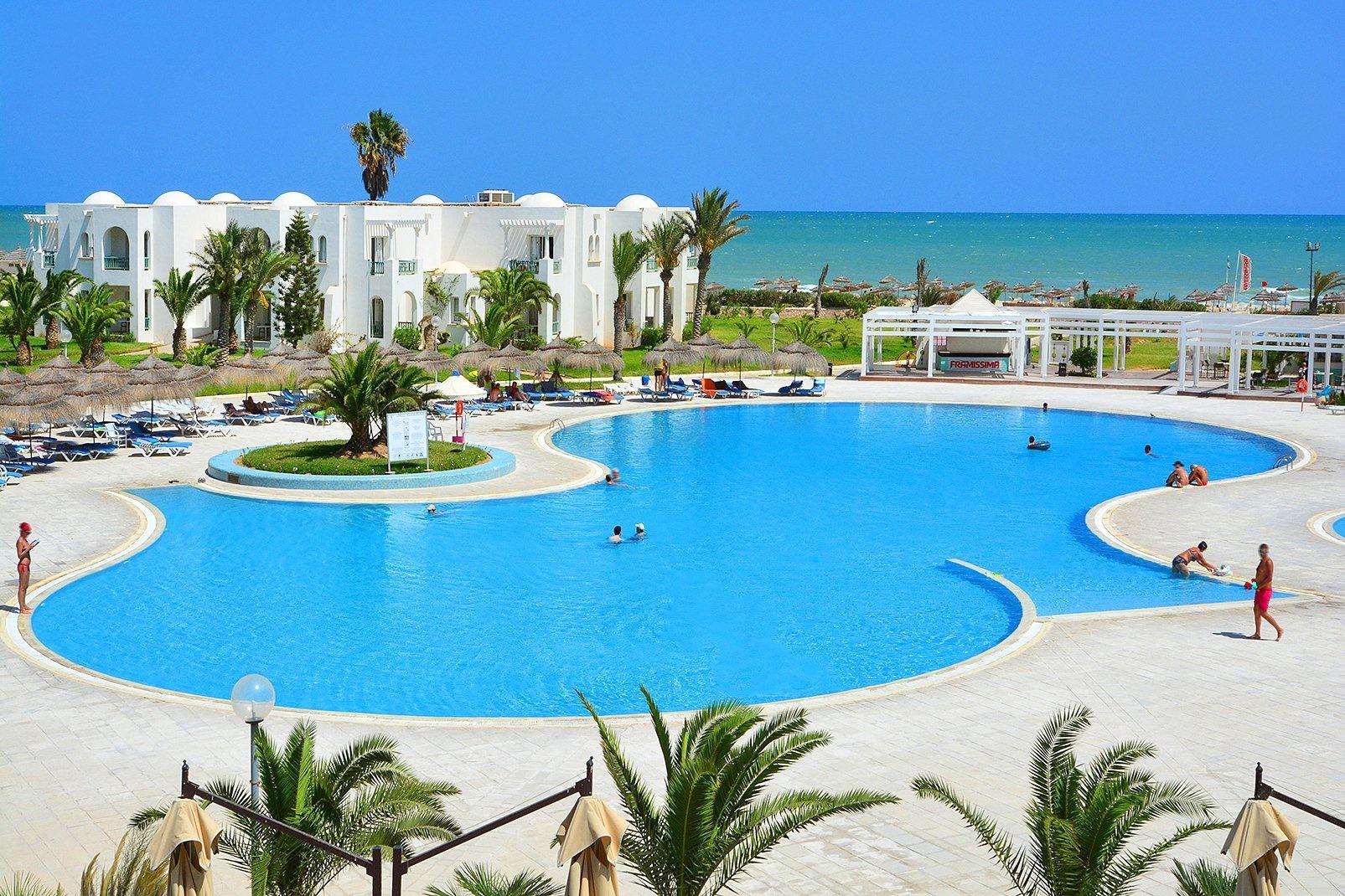 Sejour Tunisie Club Framissima Vincci Helios Beach 4 Djerba