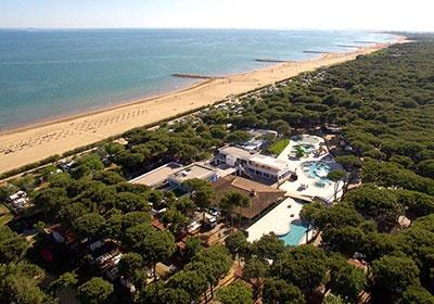 Italie - Venise - Domaine Résidentiel de Plein Air Cavallino