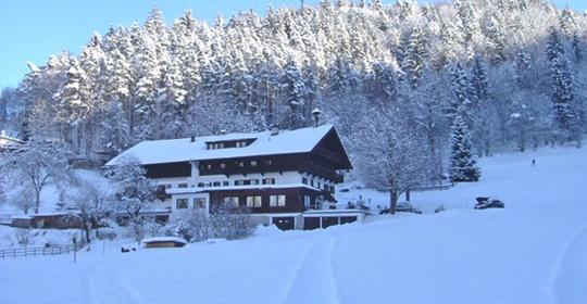 Berghotel Hinterduxerhof - Hiver - Autriche, Innsbruck