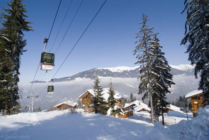 France - Alpes - La Tania - Les Chalets de la Tania