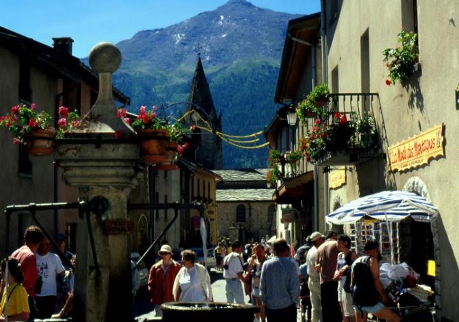 France - Alpes - Aussois - Résidence La Combe