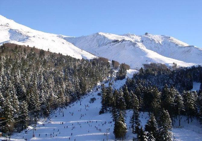 France - Auvergne - Super Lioran - Résidence Les Portes du Sud