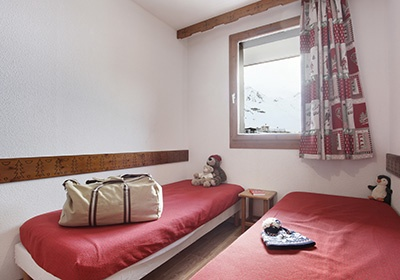 France - Alpes - Val Thorens - Résidence-Club Le Valset