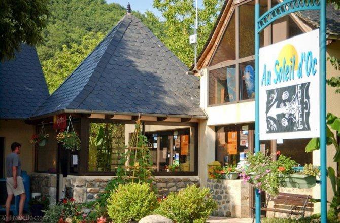 France - Sud Ouest - Argentat - Camping Au Soleil d'Oc