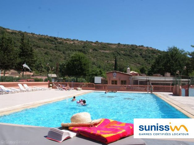 Camping Sunissim Parc Saint James Le Sourire 4*