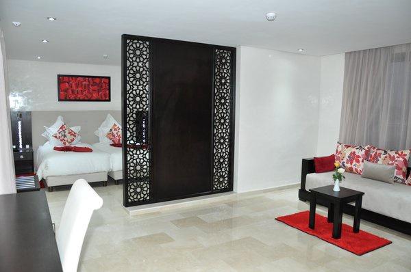 Maroc - Marrakech - Hôtel Palm Menara 4*