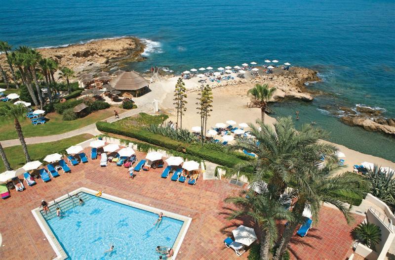 Chypre - Club Cynthiana Beach 3* sup
