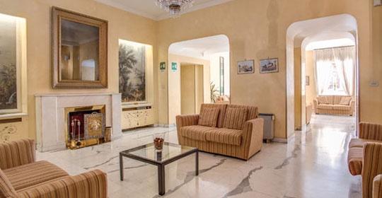 Italie - Rome - Réveillon à Rome - Hôtel Milani - Rome
