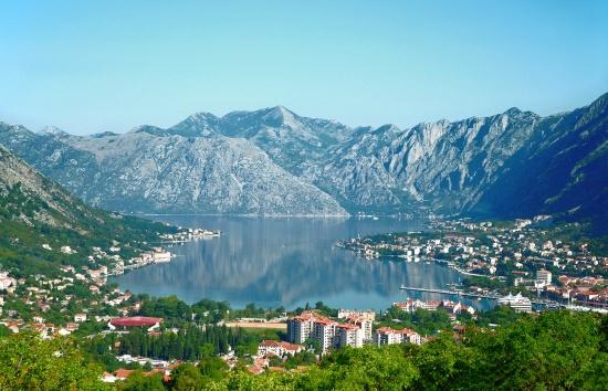 Albanie - Croatie - Monténégro - Circuit Cap sur le Monténégro