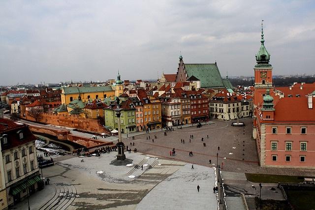 Pologne - Circuit Cap sur la Pologne