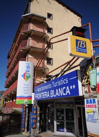 Andorre - Pas de la Case - Résidence Frontera Blanca 2*