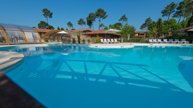 France - Atlantique Sud - Parentis en Born - Résidence Les Cottages du Lac Resort