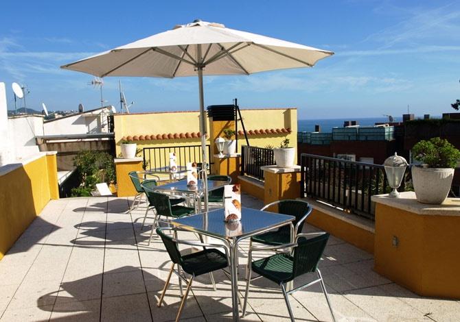 Espagne - Costa Brava - Lloret del Mar - Résidence Montjardi