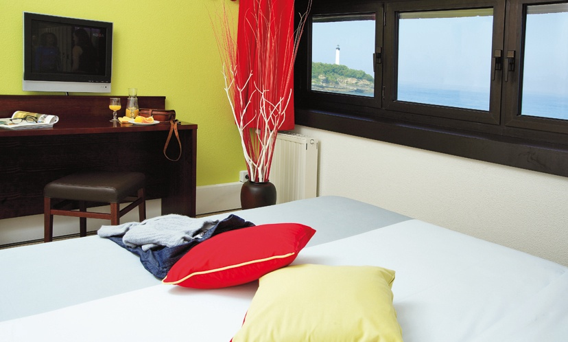 Belambra clubs selection la chambre d 39 amour anglet atlantique sud france avec voyages leclerc - Restaurants anglet chambre d amour ...