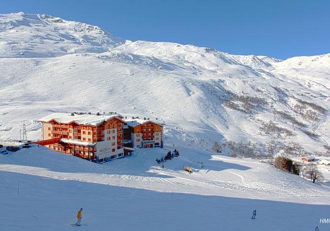 France - Alpes - Les Ménuires - Résidence Le Chalet du Mont Vallon