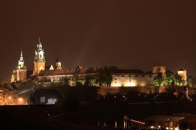 Pologne - Marchés de Noël à Cracovie