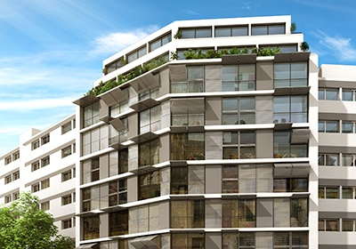 France - Côte d'Azur - Marseille - Appart'hôtel Odalys Prado