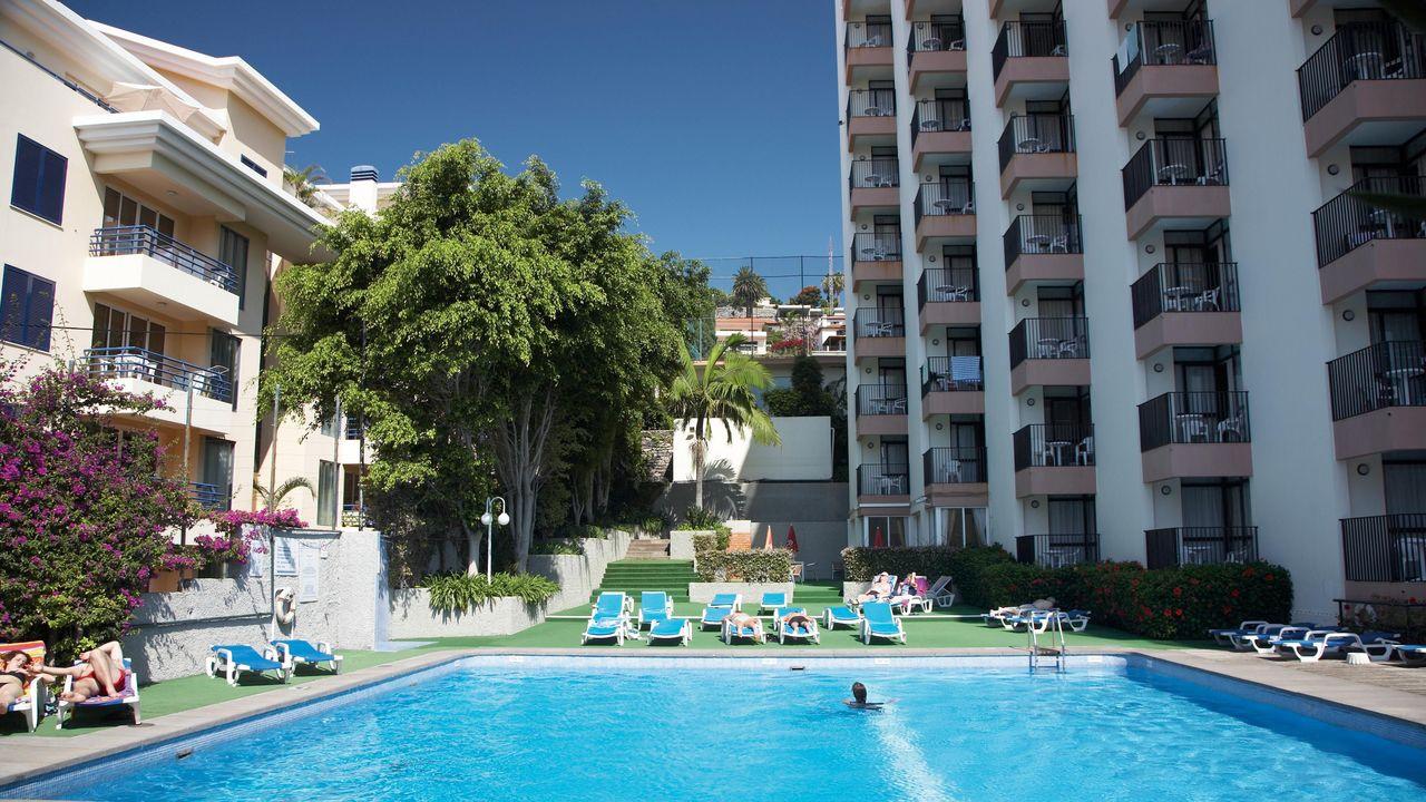 Madère - Ile de Madère - Hôtel Dorisol Buganvilia 3*