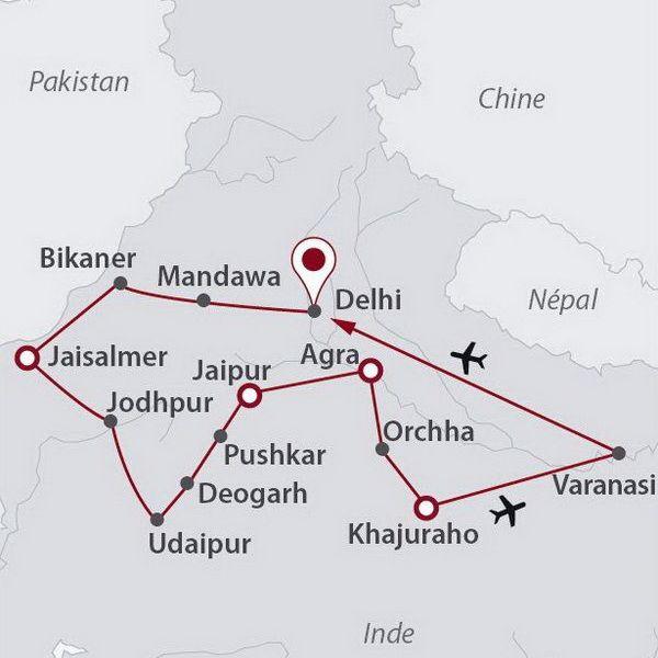 circuit saris et saddhus inde du nord et rajasthan inde avec voyages leclerc asia ref 424062. Black Bedroom Furniture Sets. Home Design Ideas
