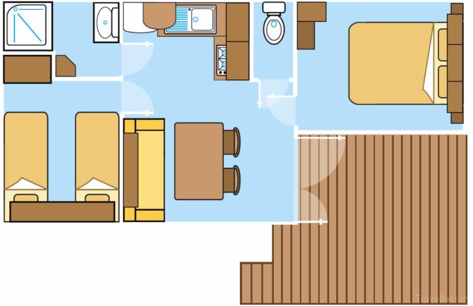 camping le domaine d 39 inly 4 penestin bretagne france. Black Bedroom Furniture Sets. Home Design Ideas