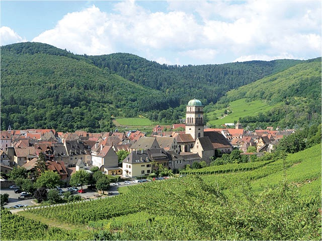 France - Alsace-Lorraine Grand Est - Orbey - VVF Villages Orbey