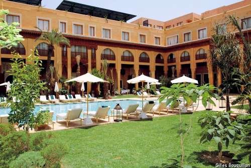 Hotel Les Jardins De La Koutoubia 5 Marrakech Maroc Avec Voyages