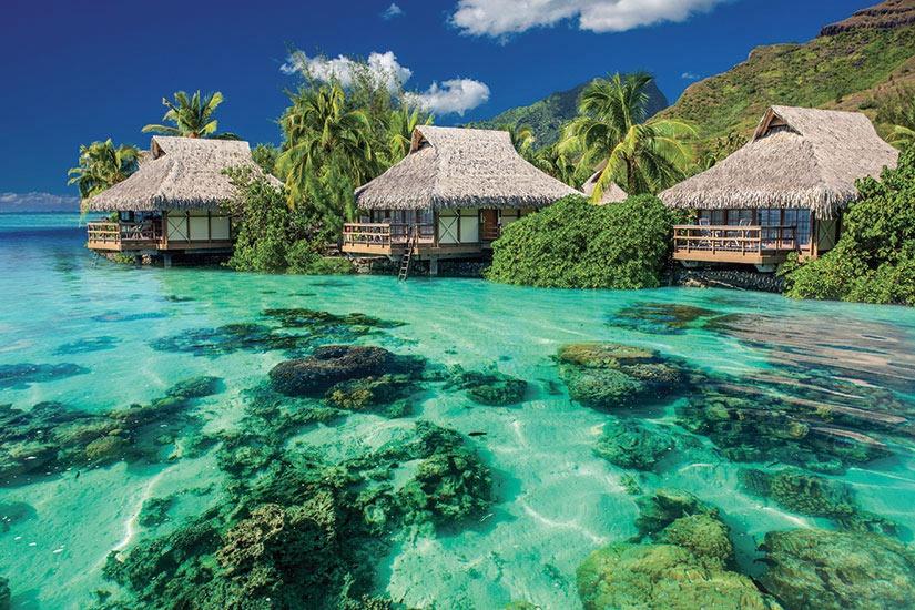 Polynésie Française - Tahiti - Circuit Divine Polynésie, de Tahiti à Bora Bora