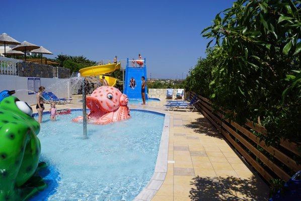 Crète - Grèce - Hôtel Mediterraneo 4*