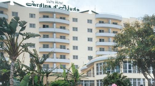 Madère - Ile de Madère - Suite Hôtel Jardins d'Ajuda 4*