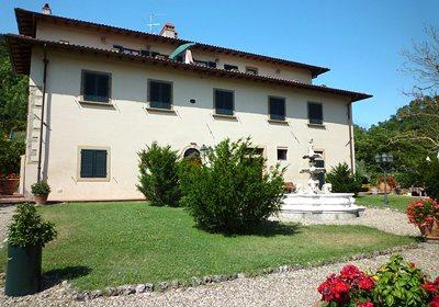 Italie - Toscane - Dicomano - Résidence Vigna La Corte